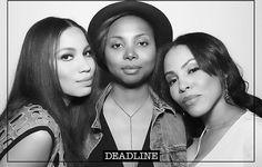 Jurnee Smollett Bell, Amirah Vann, Misha Greene from Underground tv series on WGN America