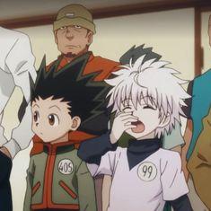 Gon Killua, Hunter X Hunter, Anime Love, Original Art, Fan Art, Manga, Memes, Artwork, Fictional Characters