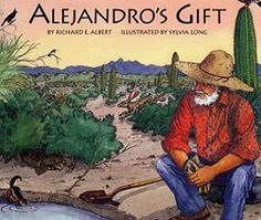 Get this from a library! [Richard E Albert; Sylvia Long] -- Lonely in his house beside a road in the desert, Alejandro builds an oasis to attract the many animals around him. Teaching Empathy, Christian School, Reading Rainbow, Cause And Effect, Children's Literature, Historical Society, Used Books, Book Gifts, Childrens Books