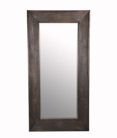 Wooden Leaner Mirror | Wayfair