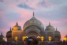 While you're here, check out the Sri Sri Radha Krishna Temple