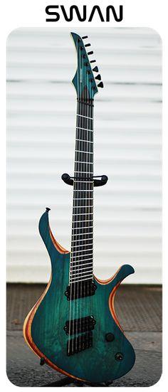 Sskervesen Guitars Swan