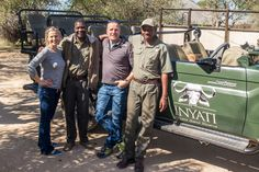 A Magical weekend in the Sabi Sands Guest Justin de Reuck @ Inyati Game Lodge