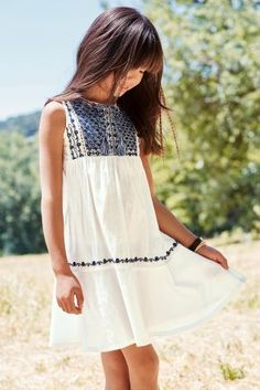 Buy White Embroidered Dress (3-16yrs) online today at Next: United States of America
