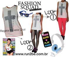 """Regata Fitness Cruz"" by run2be on Polyvore"