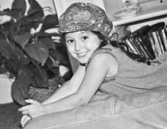 Alexia my granddaughter