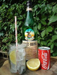 How to drink Fernet (and like it). | Namaste to you Sir! Recipes with Fernet Branca and Branca Menta. Super easy cocktails for the Summer!