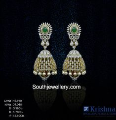 Indian Jewellery Designs - Page 4 of 1785 - Latest Indian Jewellery Designs 2020 ~ 22 Carat Gold Jewellery one gram gold 24k Gold Jewelry, 1 Gram Gold Jewellery, Clean Gold Jewelry, Quartz Jewelry, Gold Jewellery Design, Sterling Silver Jewelry, Gemstone Jewelry, Silver Ring, Diamond Jewellery