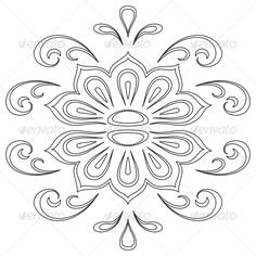 Abstract Contour Pattern  #GraphicRiver         Abstract contour silhouette pattern, symbolical black and white floral ornament   Vector EPS 8 plus AI CS 5 plus high-quality Jpeg. Editable vector file, containing only vector shapes. No gradients. No transparencies.     Created: 9May13 GraphicsFilesIncluded: JPGImage #VectorEPS #AIIllustrator Layered: No MinimumAdobeCSVersion: CS5 Tags: abstract #art #background #baroque #black #contour #curve #decoration #design #drawing #fashion #floral…
