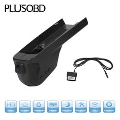 Special Car DVR Camera mirror Auto video Full HD 1080P 170 Degree Wide Angle camera dvrs dash cam blackbox DVR for BMW 1 Series