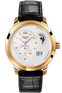 Glashutte Original Watches | Tourneau Panomatic Lunar $26K