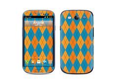 Argyle Case designed for Galaxy S3 #Argyle #samsungcase #galaxys3case #ultraskin #ultracase