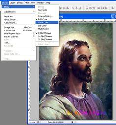CMYK Pattern for T-shirt Printing Using Photoshop ~ theHANDrawn – Rom Salvar