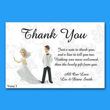 Cool Wedding Card Messages