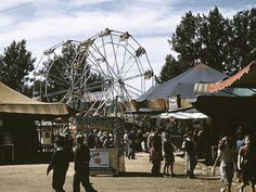 Another picture from the state fair in Vermont in 1941