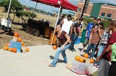 Here are some thanksgiving youth ministry ideas and activities that you can begin preparing for around Thanksgiving day in your youth ministry. Gourd Hockey - Yep just find some small sized gourds and yes hockey sticks would be best but can probably be replaced with some type of tough broom. You don't hafta be on…
