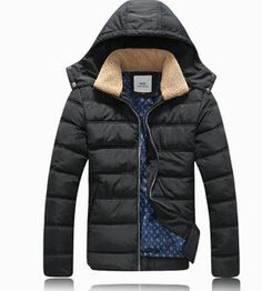Windproof Fur Collar Jacket