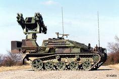 Die Bundeswehr-Panzer Wiesel, Leopard und Co überwinden fast jedes Hindernis. autobild.de zeigt die wichtigsten deutschen Kettenfahrzeuge.