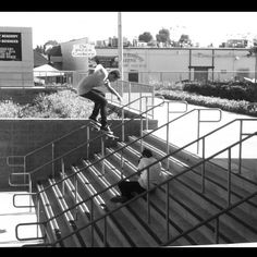 A nollie bigspin at Northridge, CA. Calling All Skaters. | Youth With A Mission Los Angeles | www.ywamla.org