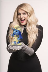 "On The Teen Beat: Meghan Trainor Releases New Song ""I'm A Lady"" From New Smurf Film ""The Lost Village"" 
