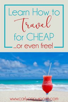 Interested in Travel Hacking but don't know where to start? Afraid to open 10 new credit cards before you even know how to use the points? Read this! Cheap Travel Tips Free Travel, Cheap Travel, Travel Deals, Budget Travel, Travel Tips, Travel Hacks, Travel Guides, Travel Rewards, Places To Travel