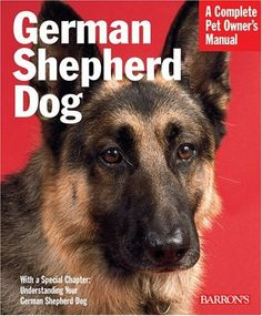 German Shepherd Dog (Barron's Complete Pet Owner's Manuals) by Horst Hegewald-Kawich,http://www.amazon.com/dp/0764134574/ref=cm_sw_r_pi_dp_UBXWsb03BV80BQPG