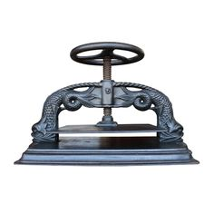 Victorian Book Press with Dolphins : Aurora Mills Architectural Salvag…