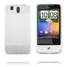 Atomic (Hvit) HTC Legend G6 Deksel Orange, Phone, Cover, Pink, Telephone, Blankets, Mobile Phones