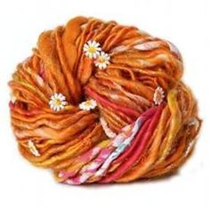 NobleKnits.com - Knit Collage Daisy Chain Yarn, $39.00 (http://www.nobleknits.com/knit-collage-daisy-chain-yarn/)