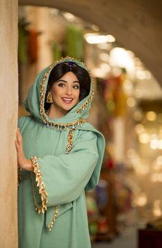 Jasmine, Princess of Agrabah