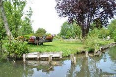visite des hortillonnages d'Amiens par radis rose  http://radisrose.fr/balade-dans-les-hortillonnages-amiens/ #amiens #hortillonnages #jardin #france