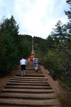 The incline in Colorado
