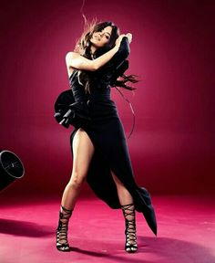 Camila Cabello's outtake from Latina magazine The Most Beautiful Girl, Beautiful Smile, Beautiful Women, Latina Magazine, Bae, Camila And Lauren, Famous Singers, Marie Gomez, Fifth Harmony