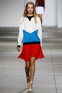 Topshop Unique – Spring 2015 RTW Fashion Week, Sport Fashion, Runway Fashion, Spring Fashion, Fashion Show, Fashion Design, Fashion Trends, London Fashion, Luxury Fashion