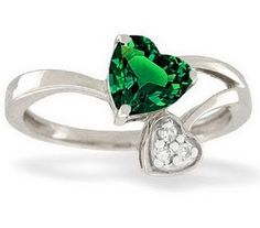 Emeralds & diamonds