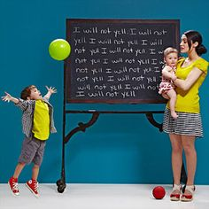 7 Discipline Mistakes All Moms Make...some of this is the usual blahblahblah, but lots if good reminders and stuff to relate to as well