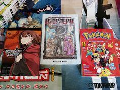 Die neuen Panini Manga sind da. Archenemy & Hero #17 Pokemon - Die ersten Abenteuer #15 Berserk - Das offizielle Kompendium