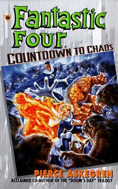 Fantastic four: countdown to chaos by Pierce Askegren http://www.amazon.com/dp/0425163733/ref=cm_sw_r_pi_dp_bfEXub0X8M66Q