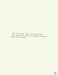 tom odell heal | Tumblr