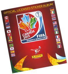 Panini Frauen WM 2015 Sticker Album Fifa, Women's World Cup, Album, Frosted Flakes, Canada, Stickers, Sport, Toys, Paper