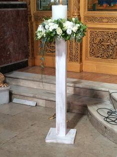 Στολισμοί Γάμου & Βάπτισης Candles, Pillar Candles, Lights, Candle