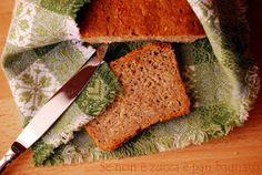 Se non è zucca è pan bagnato: Pane di segale con lievito madre