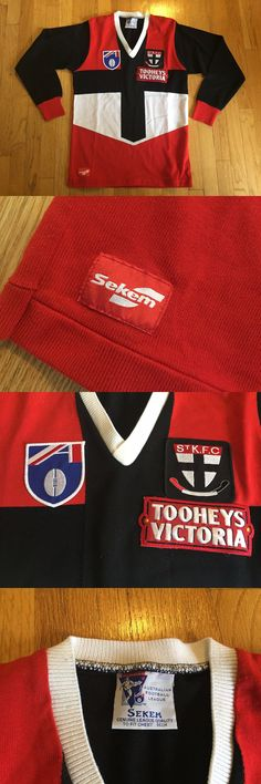 Other Fan Apparel and Souvenirs 465: St Kilda Football Club Austrian Victorian Football League Sweater Jersey - 95Cm -> BUY IT NOW ONLY: $49.99 on eBay!