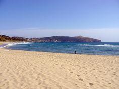 La spiaggia delle Saline