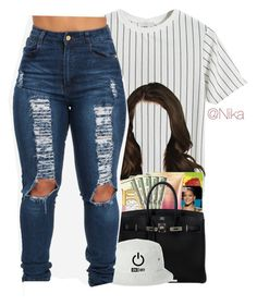 """On/Off"" by liveitup-167 ❤ liked on Polyvore featuring Chicnova Fashion"