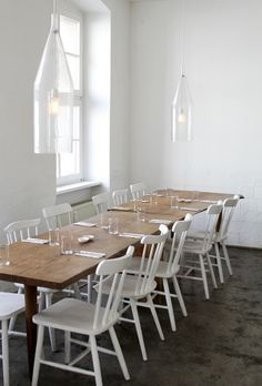 Lokal Restaurant in Berlin, Germany | Remodelista