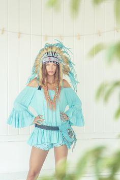 Native Indian, Ibiza, Harajuku, Bohemian, Colorful, Boutique, Fashion, Style, Moda