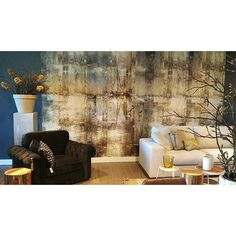 Seen at @tmcwoonwinkels this beautiful Mural: 'The Passage'. Bring a visit to this specialized interiorstore and let yourself impress by the colors, versatility and beauty of this unique Wallart.  This wallpaperdesign is part from collection 'Dutch Dreams' by La Aurelia. Showcased and Available at interiorstore TMC Woonwinkels.