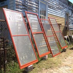 Are you ready to open your windows, but want keep the bugs out!?  SSE Window Crew is now producing custom screens for Historic Homes in the Crescent City!
