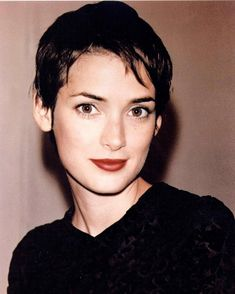 Winona Ryder.  Listed (or ranked) 24 on the list The Most Gorgeous Women with Doe Eyes